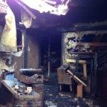 火事に遭ってしまった建物の解体工事