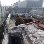 ビルやマンションの解体工事