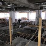 歯科医院の内装解体