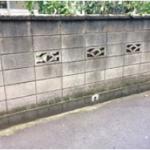 大阪市 ブロック塀等の撤去を促進する補助制度