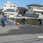 秋田県での解体工事。「Stay home」の影響が!?